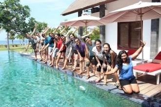 """""""A l'heure d'Airbnb, il est impossible pour un intermédiaire de survivre sans apporter de la valeur"""" Daniel Rouquette, directeur marketing de Villa Finder à Bali"""