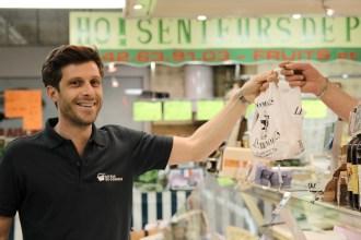 """""""Le secteur du grocery delivery est encore très ouvert, au contraire du food delivery"""" Pierre Mainguet, cofondateur de Au Pas de Courses"""