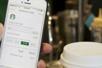 Aux USA, on ne fait plus la queue chez Starbucks grâce à la solution de paiement Mobile Order and Pay