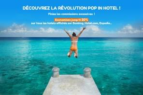 """""""Il est temps de redonner du pouvoir aux hôteliers et que les clients prennent conscience de ce qu'ils payent et à qui."""" Maud Garnier, co-fondatrice de Pop in Hotel"""