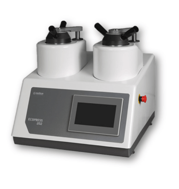 Automatic Hot Mounting Presses