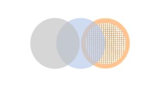 Formvar Carbon Film Coated Grids Square Mesh