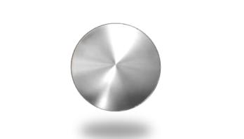 Gold Palladium 60/40 Target