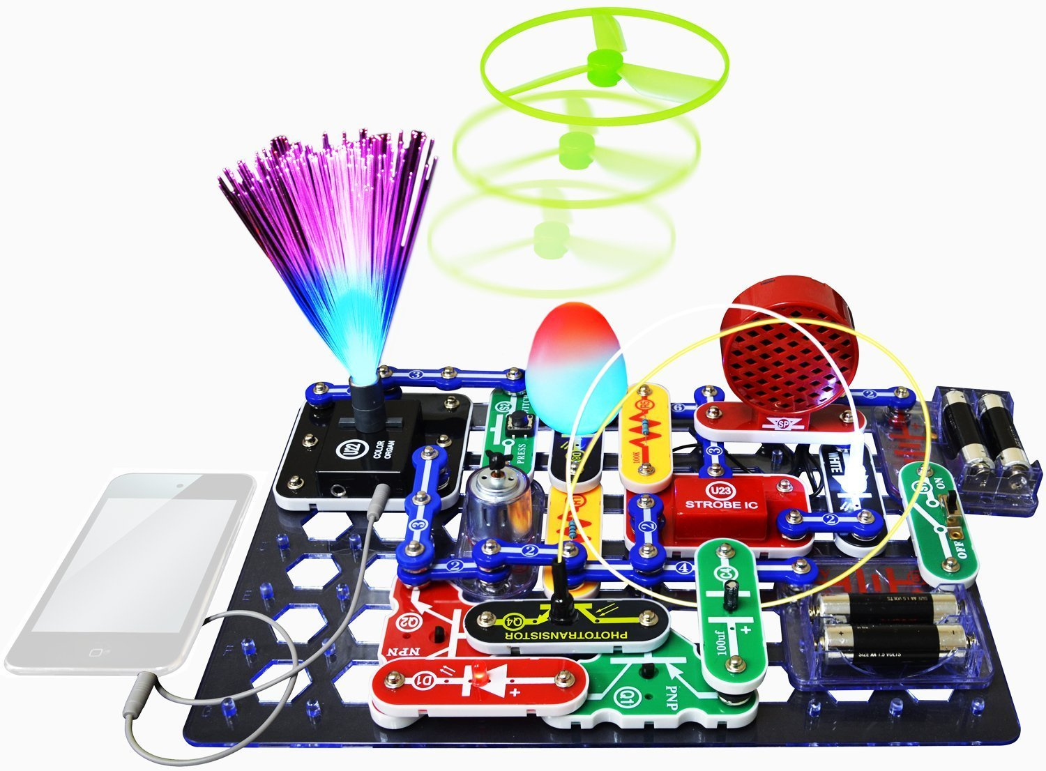 Snap Circuits Extreme Sc 750 Videos Worth Viewing Pinterest