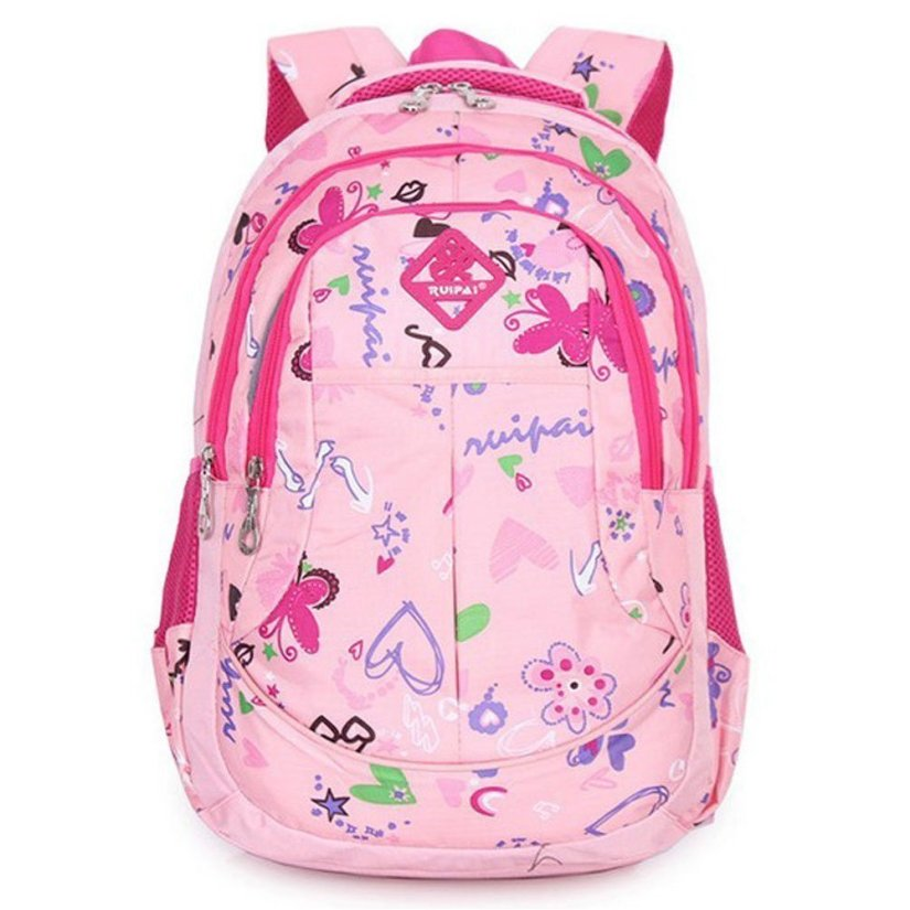 Eshops School and College Backpack for Girls