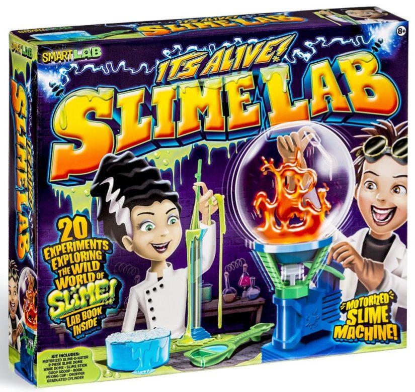 It's Alive Slime Lab