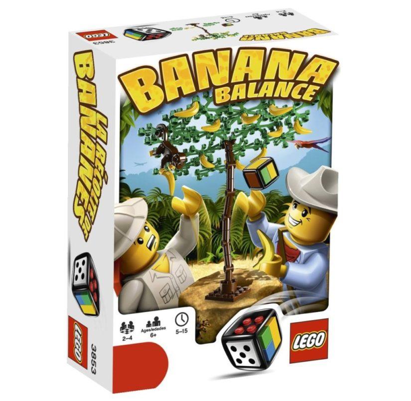 Lego Games Banana Balance