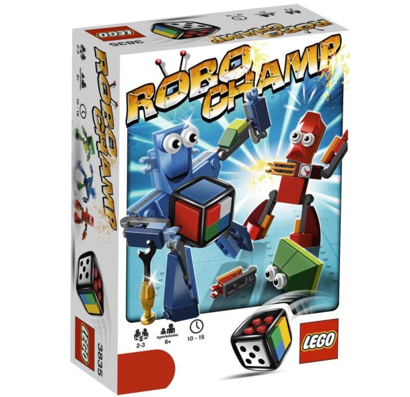 Lego Games Robo Champ