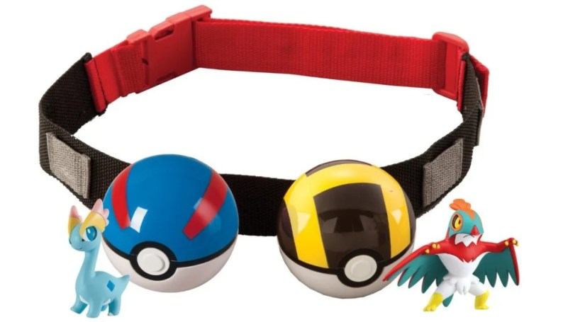 Pokémon Toys - Pokémon Clip 'N' Carry Pokémon Belt