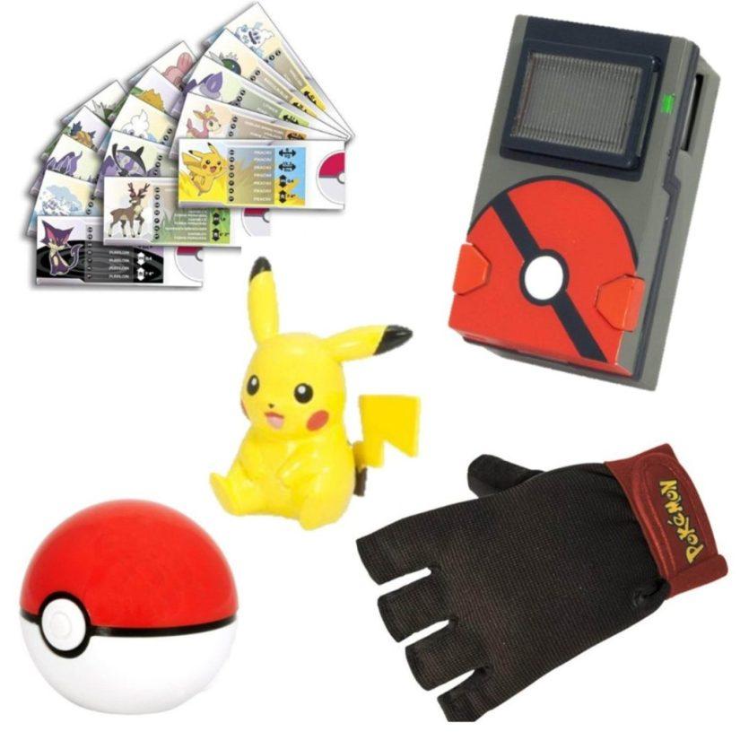 TOMY Pokémon Pokedex Trainer Kit - Pokémon Toys