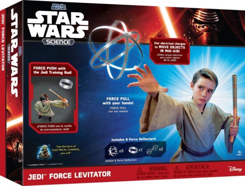 Uncle Milton Star Wars Science Jedi Force Levitator