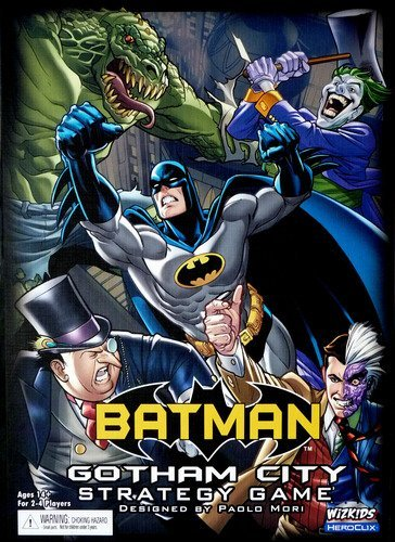 Batman Games - Gotham City Strategy Game
