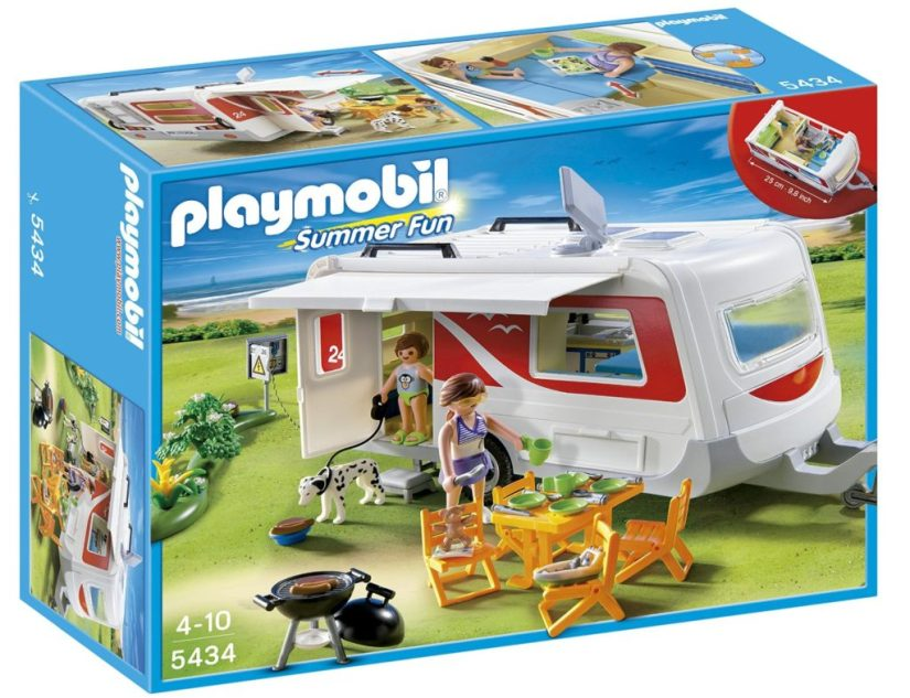 Playmobil Family Caravan