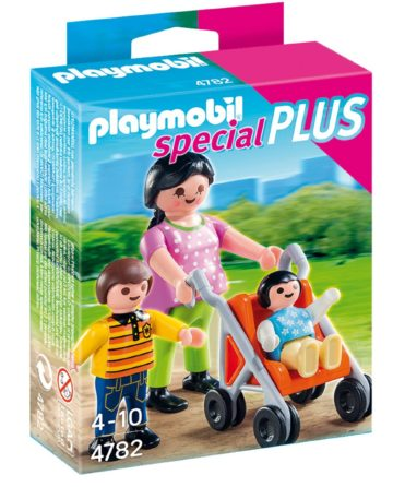 Playmobil Mother and Children Set