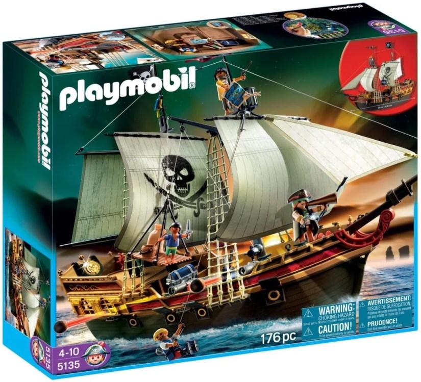 Playmobil Pirates Ship