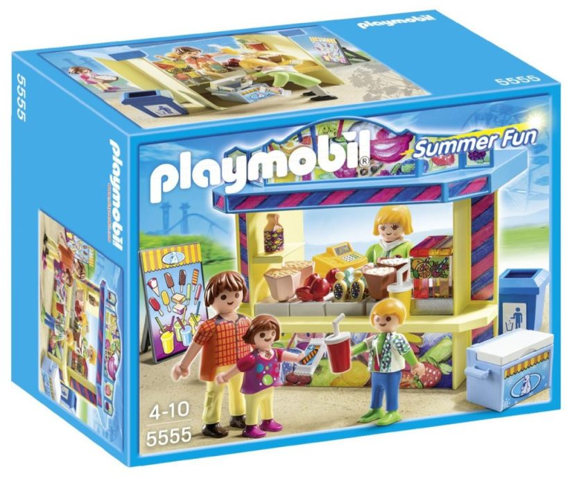 Playmobil Sweet Shop Playset