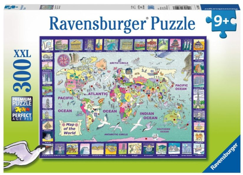 Ravensburger Looking at the World Puzzle - jigsaw puzzles