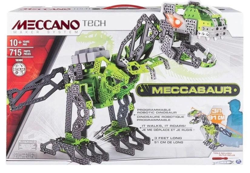 Meccano Toys Meccasaur