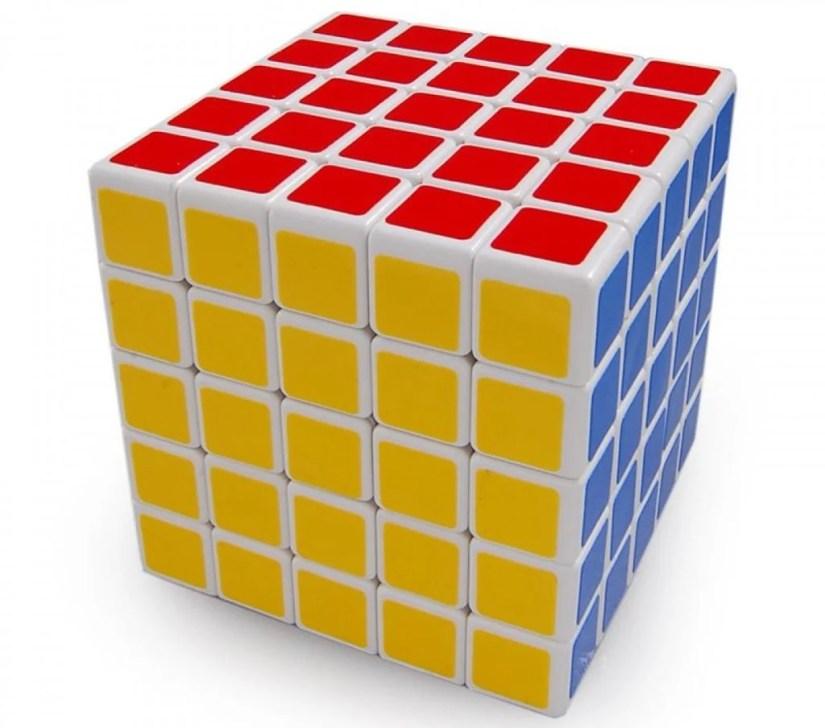 shengshou-5x5-cube