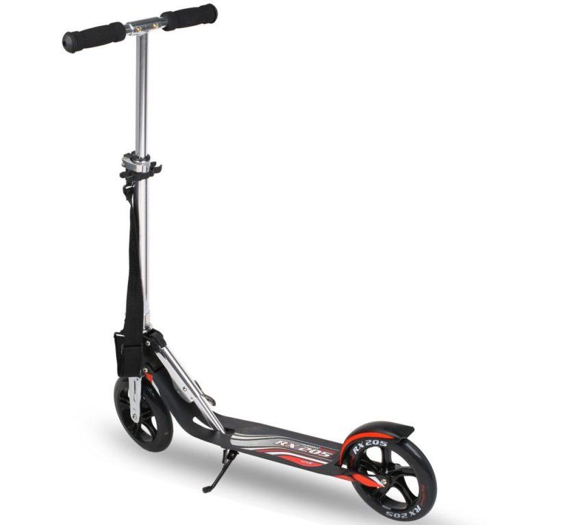 Vokul LUX Big Wheel Kick Two Wheel Scooter