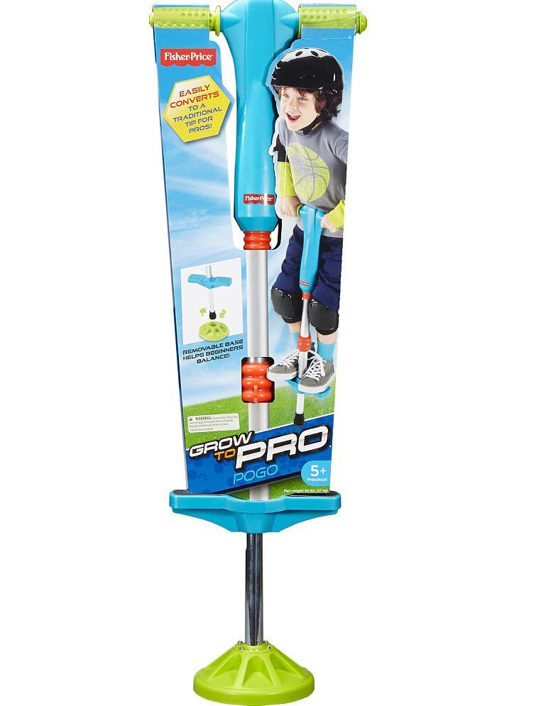 Fisher-Price Grow-To-Pro Pogo Stick