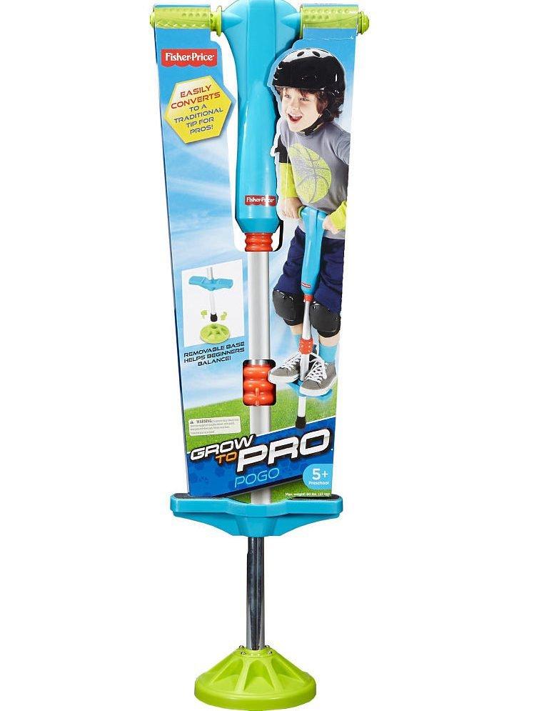 Fisher-Price Grow-To-Pro Pogo Stick