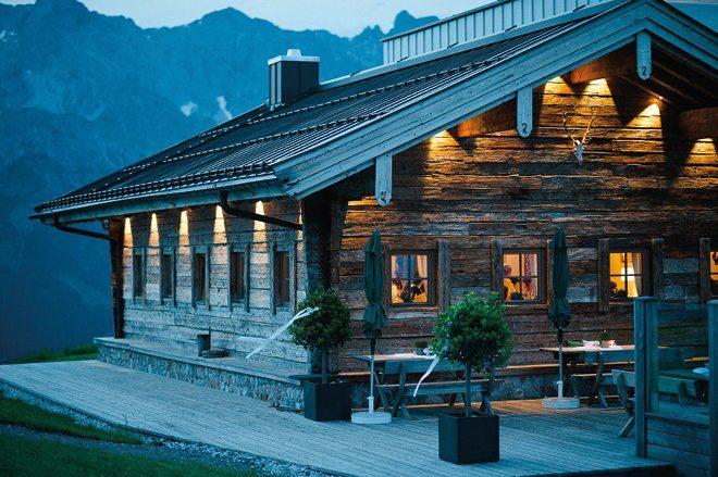 Heiraten in den Bergen  40 Hochzeitslocations in