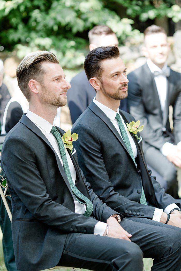 When a Man loves a Man  Gleichgeschlechtliche Hochzeit in der Villa Benz  Frulein K Sagt Ja