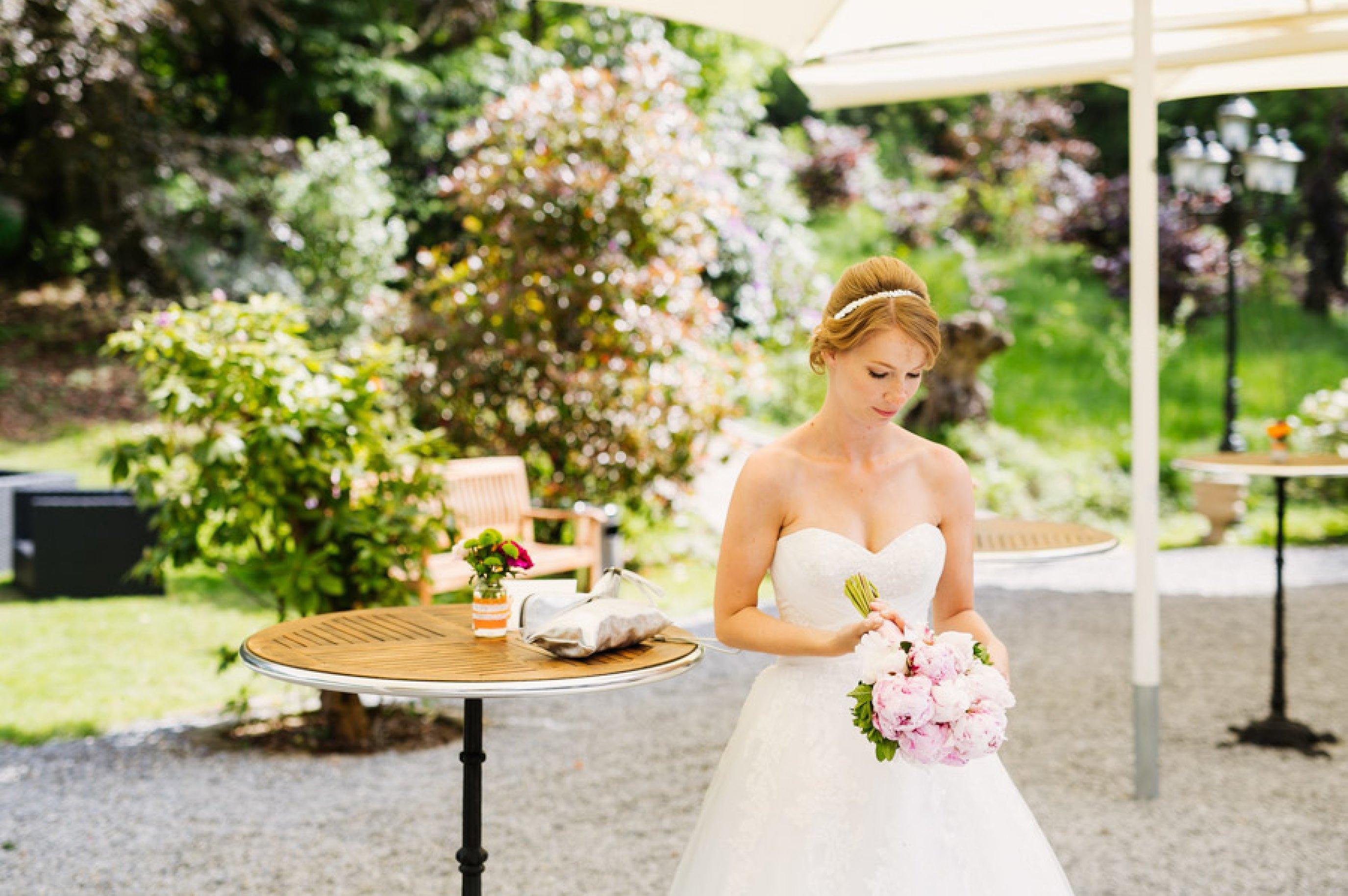 Lssig drauen heiraten  Hochzeit in Schloss Grnewald