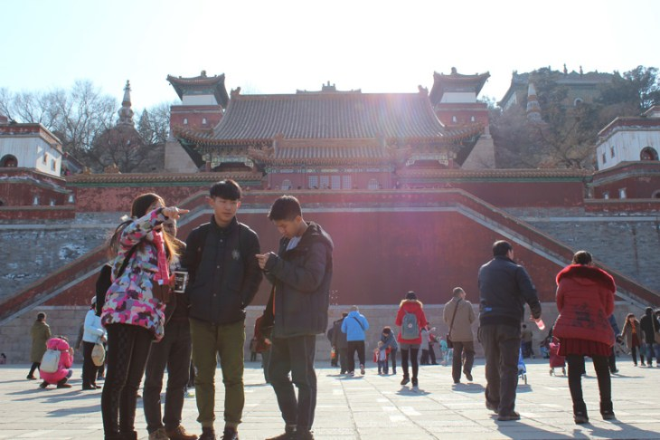 china-urlaub-erfahrungen-peking-kaiserlicher-himmelspalast-wanfuijing-gasse-40