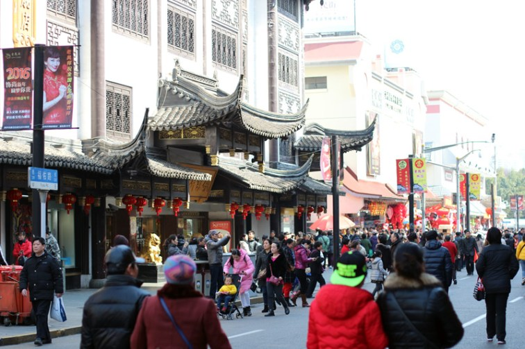china-urlaub-erfahrungen-shanghai-schnellzug-Yuyan-Garten-stadtgotttempel-86