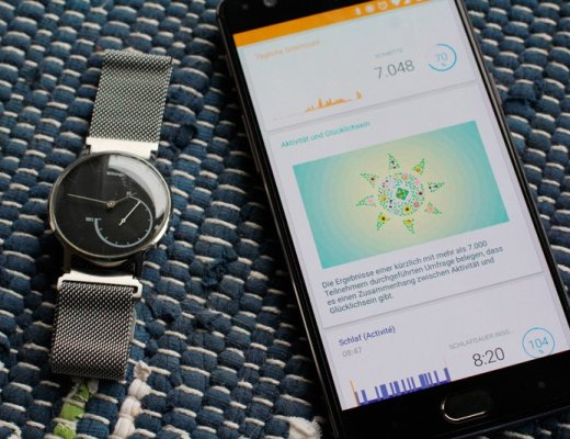 Withings Activity Steel Uhr Erfahrungen