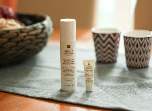 Review: Hydro-Plumping Serum Concentrate von Kiehl's