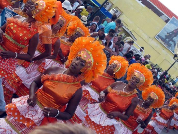 Karibik: Willemstad auf Curacao mit Mein Schiff1