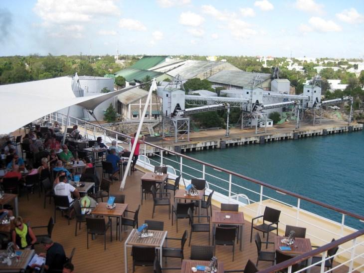 Urlaub Kreuzfahrt MeinSchiff1 La Romana