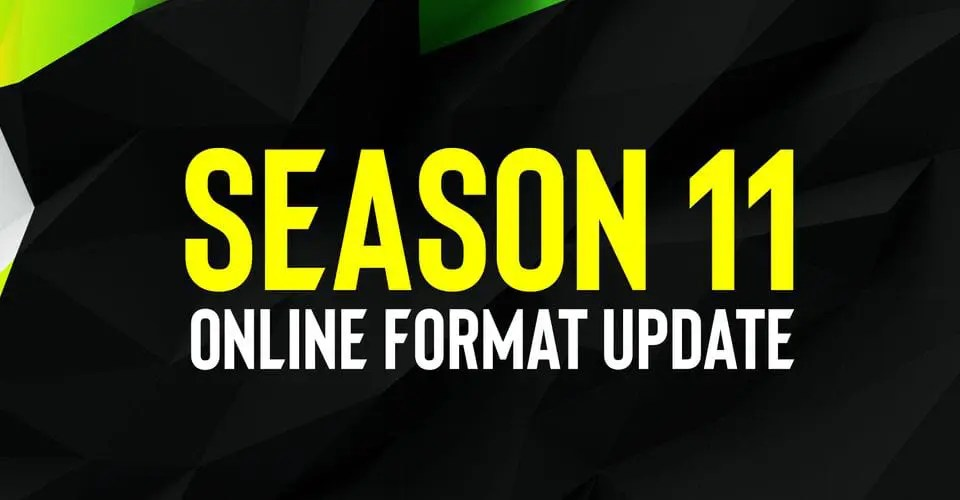 """Text saying """"Online Format Update"""""""