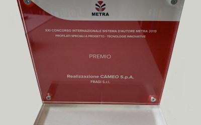 "Premio Metra ""Sistema d'Autore"""