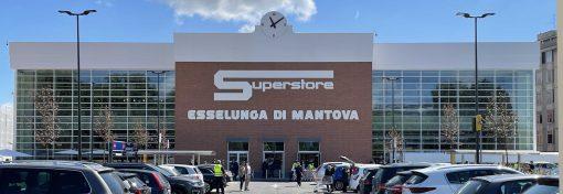 Esselunga di piazzale Mondadori Mantova