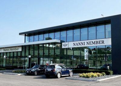 Nanni Nember – Concessionaria BMW e MINI