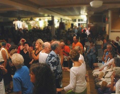 Floyd Country Store - Jamboree Dancers