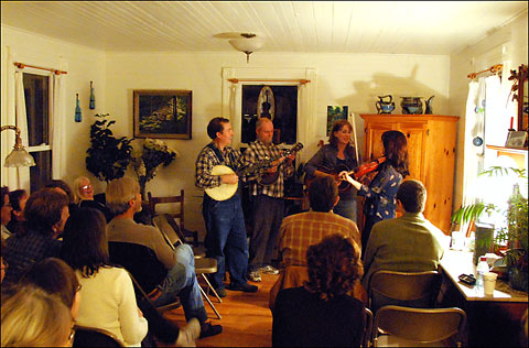 Floyd County House Concert 2007