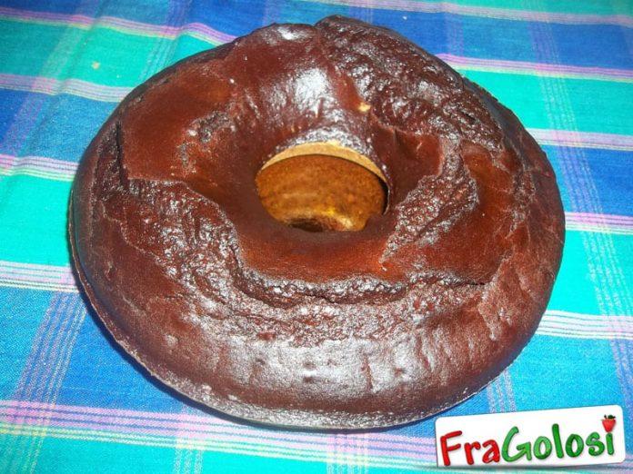 Ciambellone della nonna al cioccolato La Ricetta Passo
