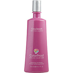 Colorproof by Colorproof CRAZYSMOOTH ANTI-FRIZZ SHAMPOO 10.1 OZ for UNISEX