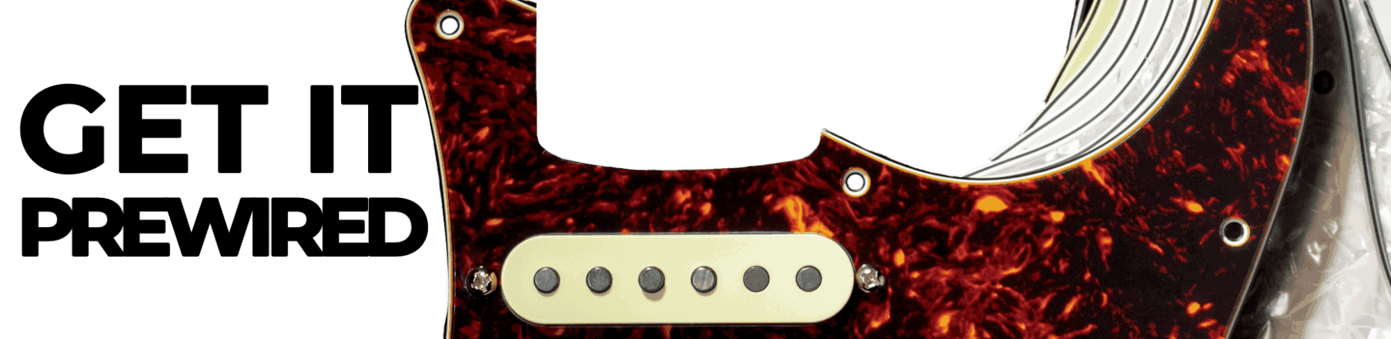 hight resolution of get it prewired lindy fralin pickups