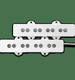 fralin pickups j bass white [ 1050 x 750 Pixel ]