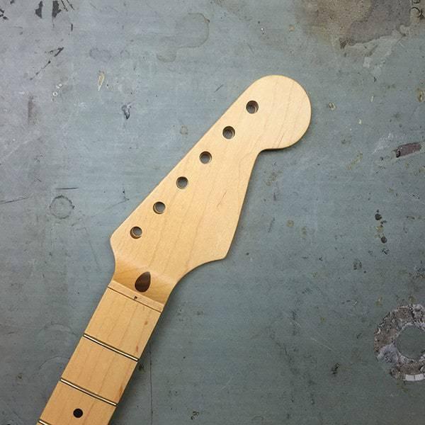 Fralin Stratocaster Neck