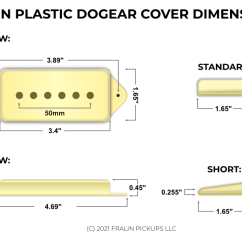 Lollar P90 Wiring Diagram Trailer Diagrams 7 Pin Round Fralin Hum Cancelling All Tone No