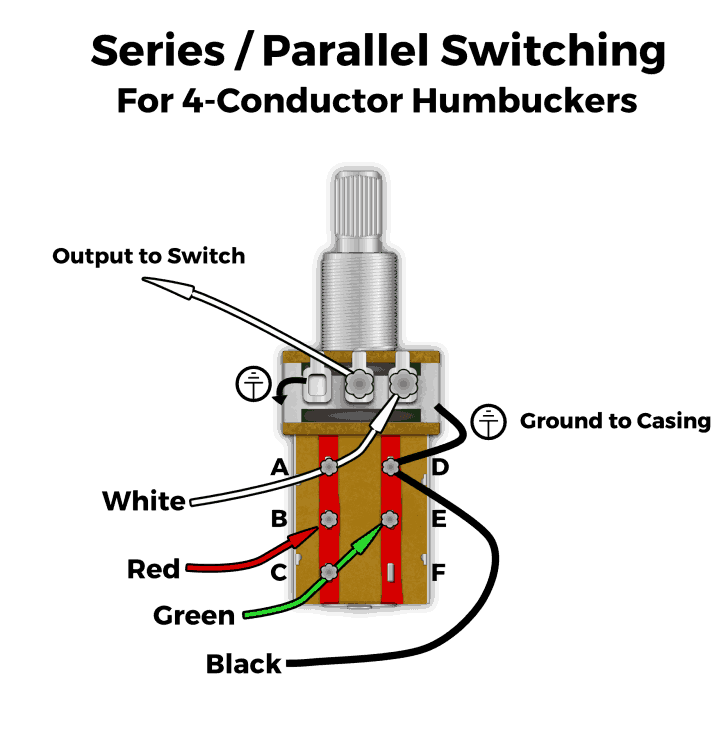 Series-Parallel  Pot Wiring Diagram on for cts,