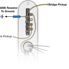 Fender N3 Noiseless Pickups Wiring Diagram Ls1 Coil Pack Fralin How To Mix Humbucker And Single There Are Trade Offs This Solution As Soon You Click Into Position 2 Neck Bridge The Combined Resistance Will Yield A Very Dark Sounding