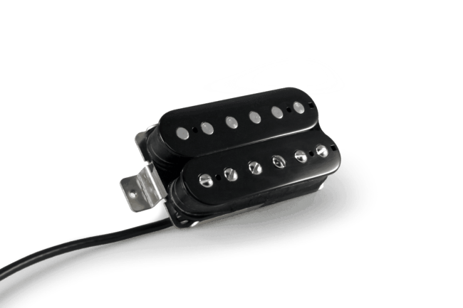 Lindy Fralin Humbucker - Double Black